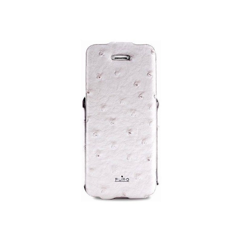 Чехол Puro Safari Nandu Cases для Apple iPhone 5 White