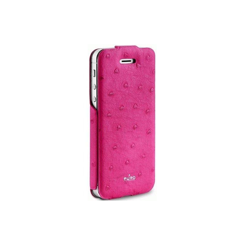 Чехол Puro Safari Nandu Cases для Apple iPhone 5 Pink