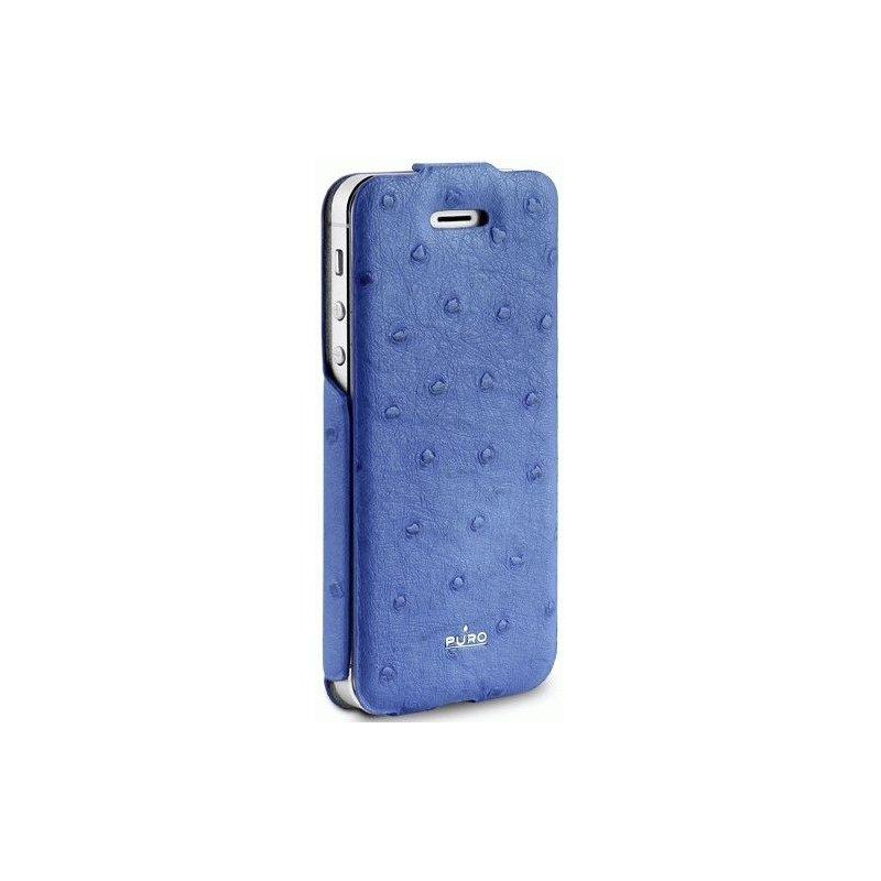 Чехол Puro Safari Nandu Cases для Apple iPhone 5 Blue