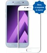 Защитное стекло 3D для Samsung Galaxy A5 2017 (A520) White