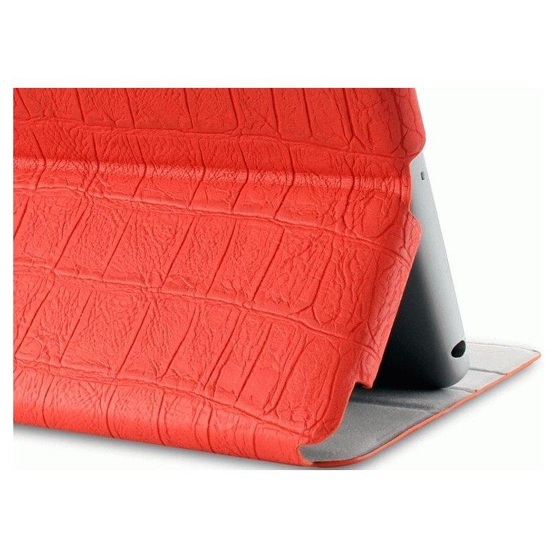 Чехол Puro iPad Mini Safari Crocodile Case Coral