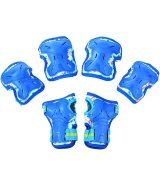 Комплект защитный Micro Impact (Размер L) Blue