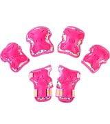 Комплект защитный Micro Impact (Размер L) Pink