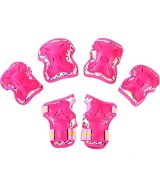 Комплект защитный Micro Impact (Размер S) Pink