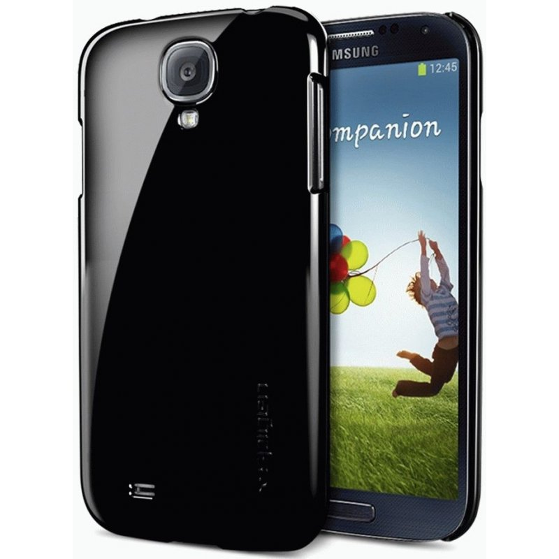 SGP Ultra Thin Air для Samsung Galaxy S4 i9500 Soul Black