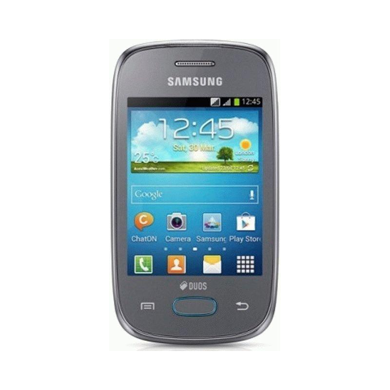 Samsung S5312 Galaxy Pocket Neo Metallic Silver