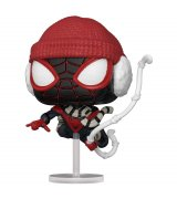 Funko POP! Marvel: Morales Miles Winter Suit (54692) (FUN2549947)