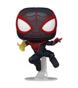 Funko POP! Marvel: Games: Miles Morales Miles: Classic Suit w/ chase (50150) (FUN2549944)