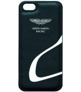 Накладка Aston Martin Racing для iPhone 5 Blue-White