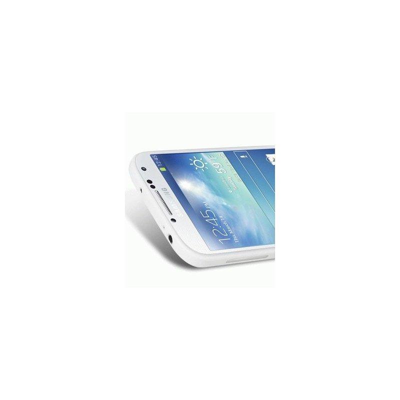 Накладка Melkco Air PP Cases 0.4mm для Samsung Galaxy S4 I9500 White