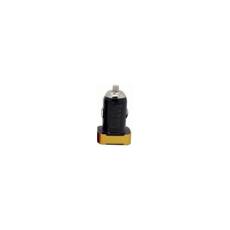 Автомобильное зарядное устройство Ldnio DL-211 USB Car Charger Black