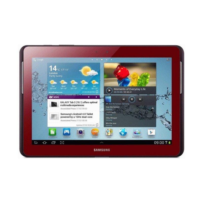 Samsung Galaxy Note 10.1 N8000 Garnet Red