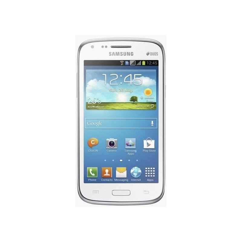 Samsung Galaxy Core I8262 Chic White