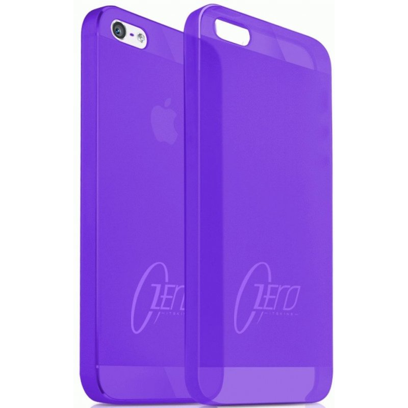 Накладка ITSkins Zero.3  для Apple iPhone 5 Purple