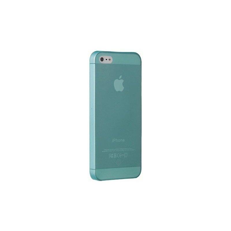 Накладка Ozaki O!coat 0.3 Jelly для Apple iPhone 5 Blue