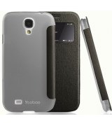 Yoobao Slim II Leather Case для Samsung Galaxy S4 i9500 Black