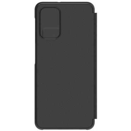 Samsung Wallet Flip Cover для Galaxy A32 (A325) Black (GP-FWA325AMABW)