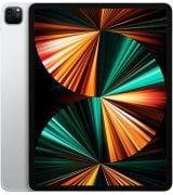 """Apple iPad Pro (M1) 2021 12.9"""" 256GB Wi-Fi + 4G Silver (MHR73)"""