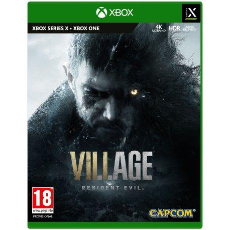 Игра Resident Evil Village (Xbox One, Series X, Русская версия)
