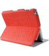 Чехол Puro iPad 3/ iPad 4 Crocodile Coral