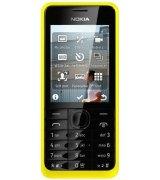 Nokia 301 Dual Sim Yellow