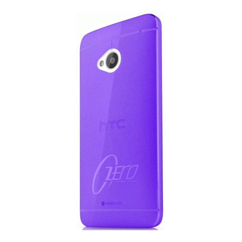 Накладка ITSkins Zero.3 для HTC One 801e Purple