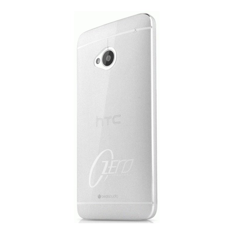 Накладка ITSkins Zero.3 для HTC One 801e White