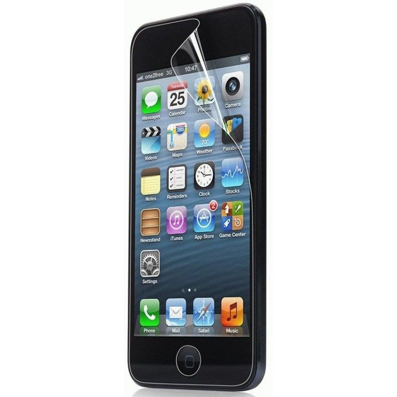 Защитная плёнка для Apple iPod Touch 5 глянцевая
