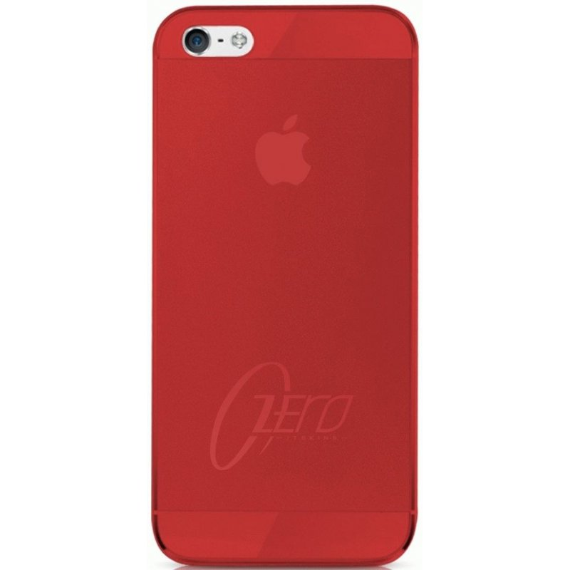 Накладка ITSkins Zero.3 для Apple iPhone 5 Red