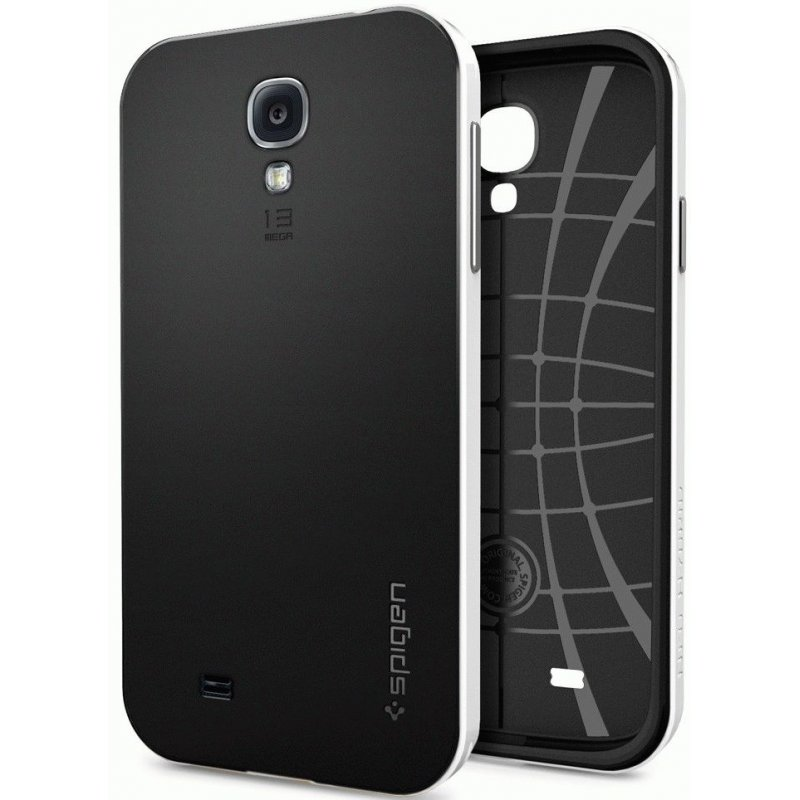 SGP Case Neo Hybrid для Samsung Galaxy S4 i9500 Infinity White