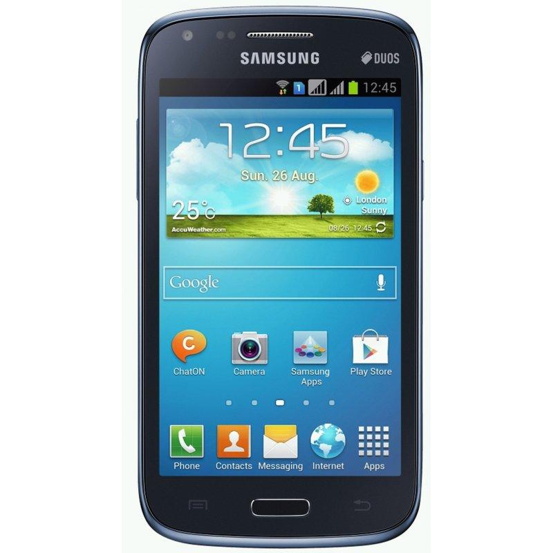 Samsung Galaxy Core I8262 Metallic Blue