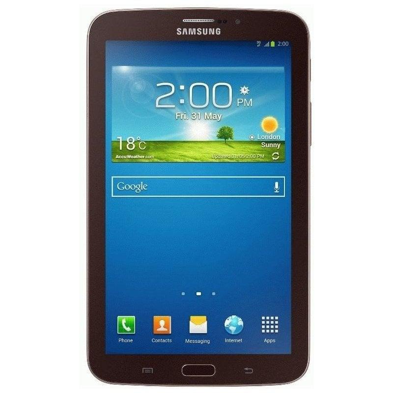 Samsung Galaxy Tab 3 7.0 Wi-Fi SM-T2100 Gold Brown