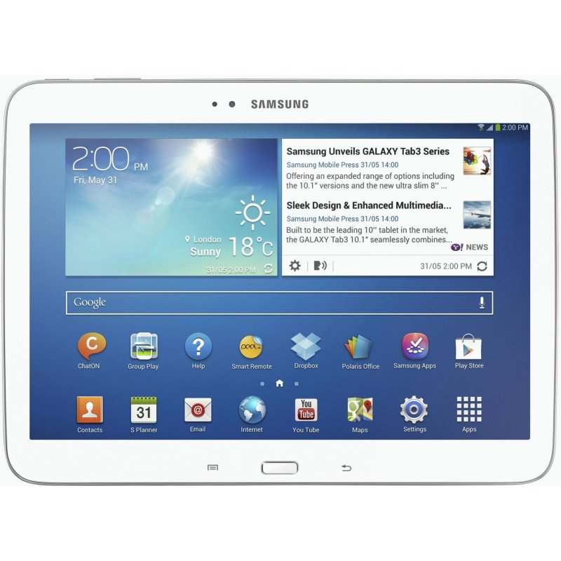 Samsung Galaxy Tab 3 10.1 16GB GT-P5210 White