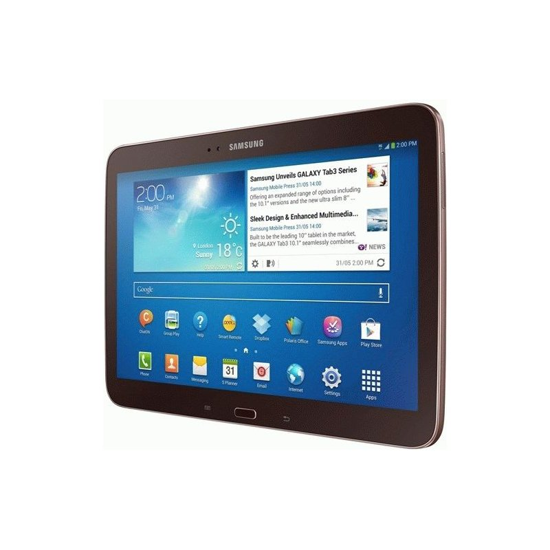 Samsung Galaxy Tab 3 10.1 16GB GT-P5210 Gold Brown