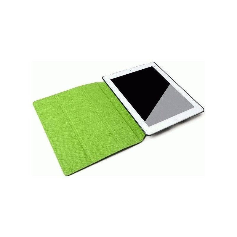 Кожаный чехол ROCK Flexible series для Apple iPad 3/ IPad 4 Black