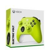 Беспроводной геймпад Microsoft Xbox Series X | S Wireless Controller with Bluetooth (Electric Volt)