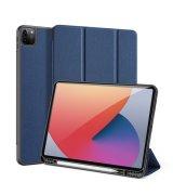 Чехол Dux Ducis Domo Series with pen slot для Apple iPad Pro 12.9 (2021) Blue