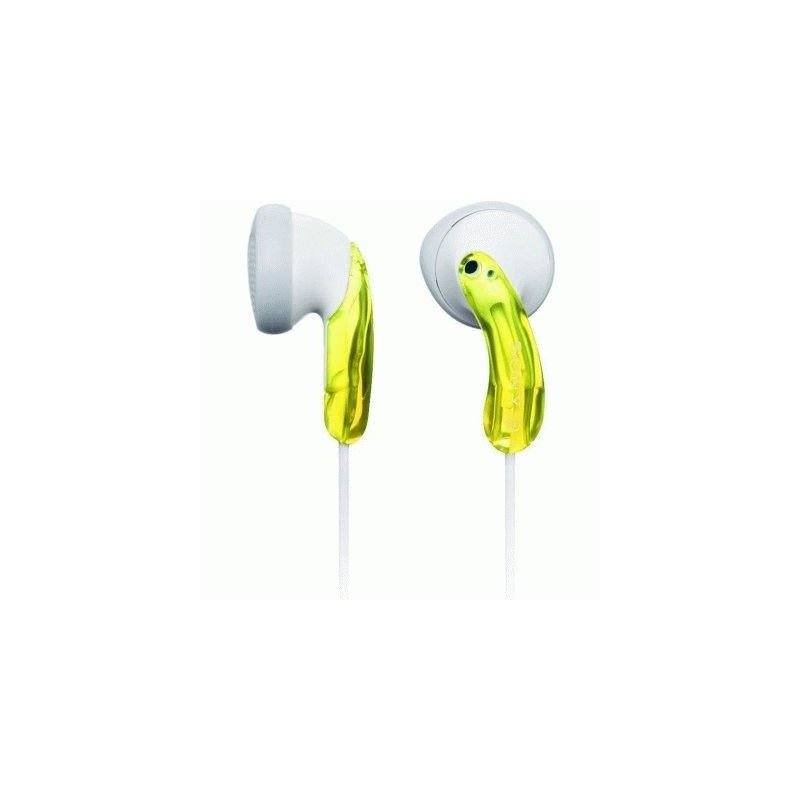 Наушники  Sony MDR-E10LP Yellow