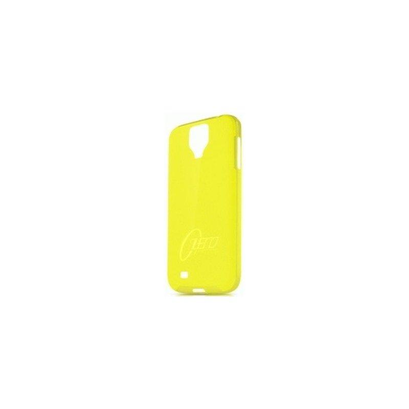 Накладка ITSkins Zero.3 для Samsung Galaxy S4 i9500 Yellow