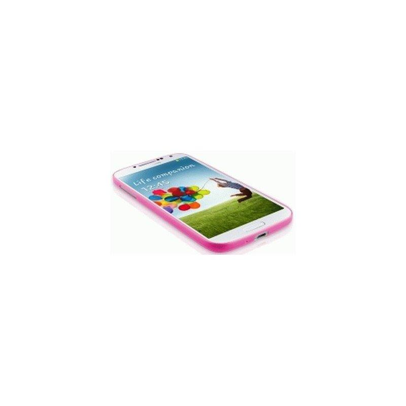 Накладка ITSkins Zero.3 для Samsung Galaxy S4 i9500 Pink