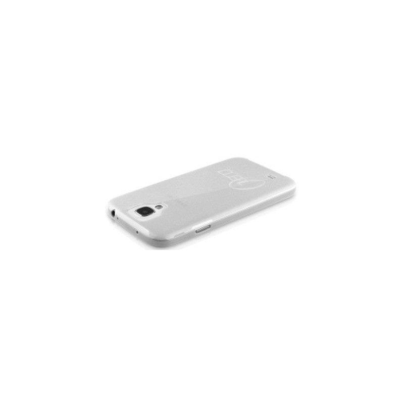 Накладка ITSkins Zero.3 для Samsung Galaxy S4 i9500 White