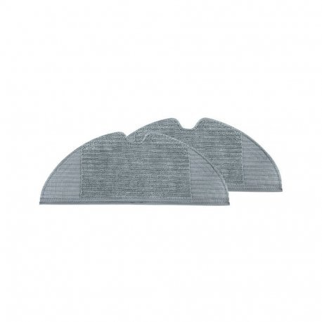 Ткань для влажной уборки для пылесоса Xiaomi Mi Robot Vacuum Mop 1C Cloth Gray (2 шт) (SKV4131TY)