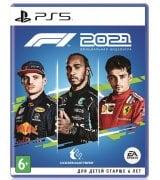 Игра F1 2021 (PS5, Русские субтитры)
