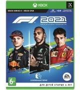 Игра F1 2021 (Xbox One, Series X, Русские субтитры)
