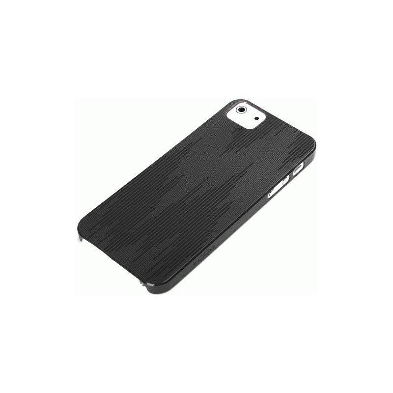 Rock Texture для Apple iPhone 5 Black