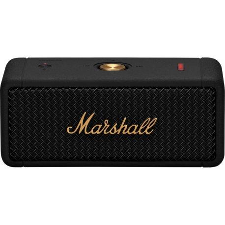 Акустическая система Marshall Portable Speaker Emberton Black and Brass (1005696)