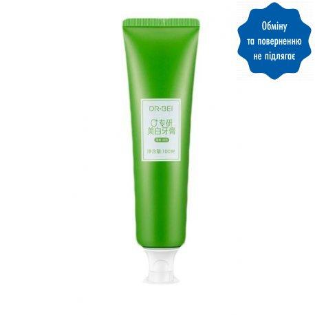 Профессиональная зубная паста Xiaomi Doctor B 0+ Toothpaste Green (Green Tea + Mint) (100г)
