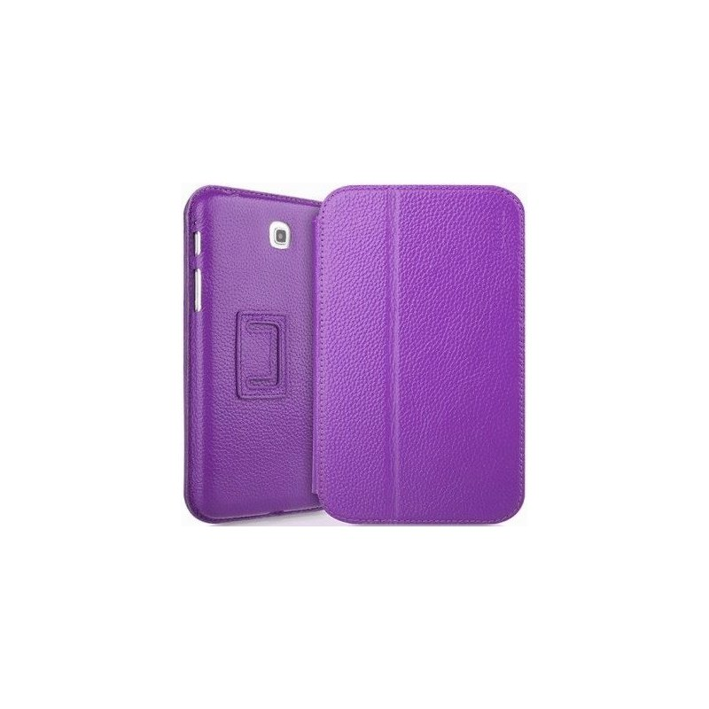 Yoobao Executive Leather Case для Samsung Galaxy Tab 3 7.0 T2100/T2110 Purple