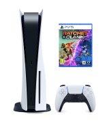 Игровая консоль Sony PlayStation 5 + Ratchet & Clank: Rift Apart
