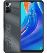 Tecno Spark 7 (KF6n) 4/64Gb NFC Magnet Black